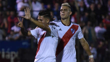 River Plate venció 1-0 a Nacional en su primer partido del 2019