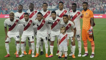 Los #10YearChallenge de los jugadores de la Selección Peruana
