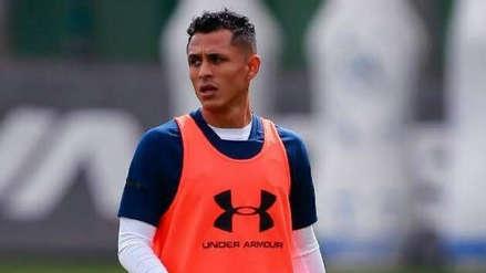 Yotún sufrió lesión muscular y es baja en Cruz Azul para la Copa MX