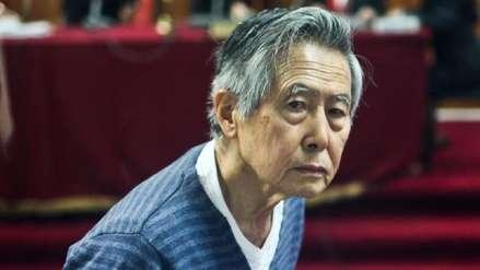 Doctores del Instituto de Medicina Legal evaluaron la salud de Alberto Fujimori