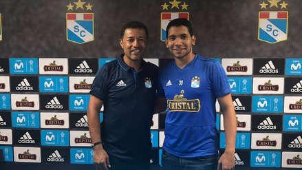 ¡Se juntaron los 'Chorris'! Roberto Palacios recibió al refuerzo de Sporting Cristal