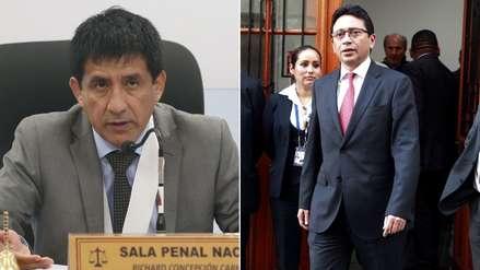Abogado de Yoshiyama niega conocer a jueces que apartaron a Richard Concepción del caso Keiko Fujimori