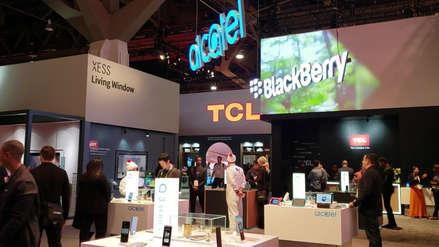 TCL competirá en la gama alta con smartphones de marca propia