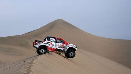 Dakar 2019: así les fue a los peruanos en la etapa nueve del Rally