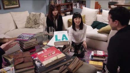 Marie Kondo | ¿Quién es y por qué su método de orden preocupa a los amantes de los libros?