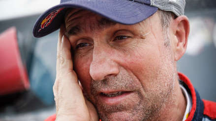 Dakar 2019 | Stéphane Peterhansel abandonó el rally por lesión de su copiloto