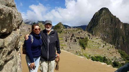 Crónica | Robert de Niro, la estrella del cine que te pide una foto en Machu Picchu