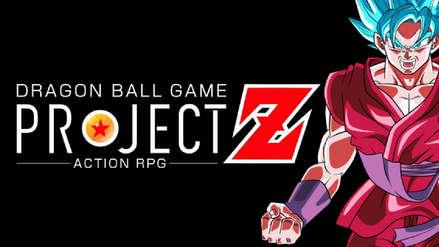 Dragon Ball Super | Se anuncia Project Z, un nuevo videojuego RPG de acción