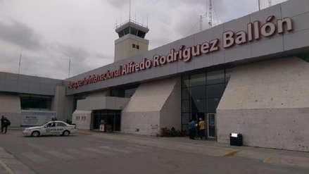 Contraloría detectó incumplimiento de contrato de concesión del aeropuerto de Arequipa