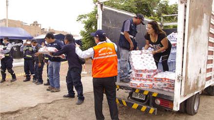 Municipalidades distritales lanzan campañas de ayuda a San Juan de Lurigancho