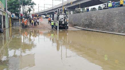 Image result for aniego en san juan de lurigancho visto desde el tren