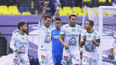 Sin peruanos: Cruz Azul de Yotún cayó 3-2 ante León de Aquino en la Copa MX