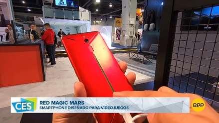 CES 2019 | Nubia mostró el Red Magic Mars, su nuevo celular gamer con RGB