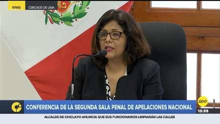 Jueza Jéssica León Yarango: