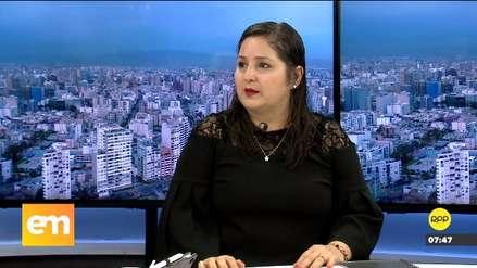 Tamar Arimborgo defendió así el proyecto de ley que afirma que el enfoque de género