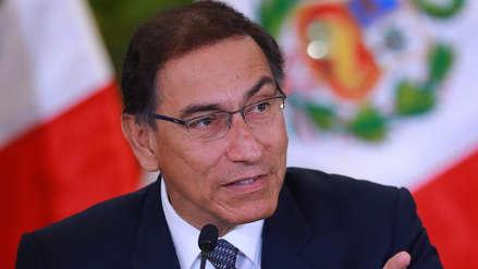 Vizcarra sobre recusación de juez Concepción: