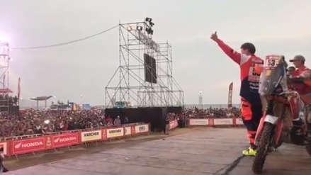 Dakar 2019 | Los peruanos entre los más ovacionados en el podio del Rally