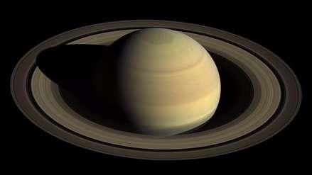 Los anillos de Saturno son mucho más jóvenes que el planeta, según nuevo estudio