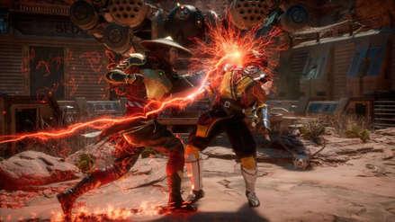 Mira el espectacular primer gameplay de Mortal Kombat 11