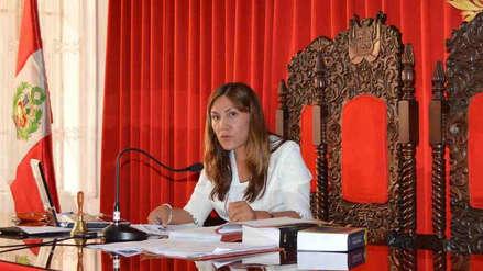Jueza Elizabeth Arias reemplazará a Richard Concepción Carhuancho en el caso Keiko Fujimori