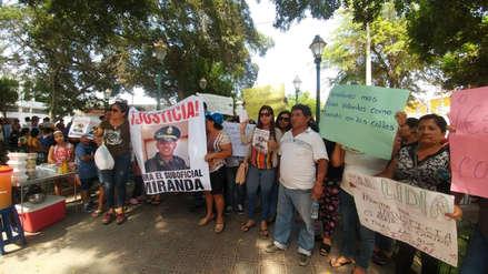 """Ministro del Interior condenó prisión preventiva de policía: """"No nos detendremos hasta obtener su libertad"""