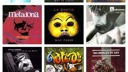 Diez discos que cumplen 20 años: Así era el rock peruano en 1999
