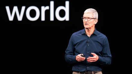 Apple pide una ley que permita a usuarios borrar información online