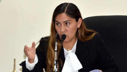 ¿Quién es Elizabeth Arias Quispe? La jueza que reemplazará a Richard Concepción en caso Keiko Fujimori