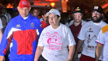 Detienen a seis personas en Venezuela por tirar frutas a una gobernadora chavista
