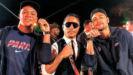 Instagram viral | Neymar y Mbappé imitaron el 'estilo Salt Bae' de famoso chef