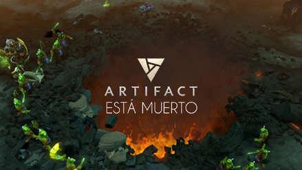 Dota 2 | Artifact pierde casi el 100% de sus jugadores en menos de dos meses desde su lanzamiento
