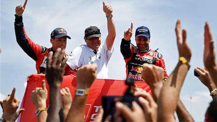 Dakar 2019 | Nasser Al-Attiyah tras coronarse campeón en autos: