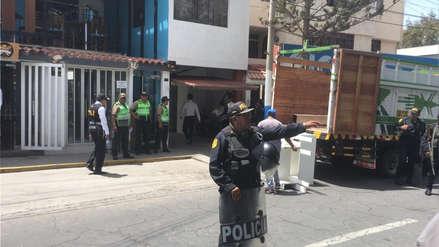 Policía de lavado de activos allanó vivienda de avezado delincuente en Arequipa