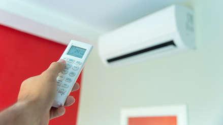 El uso elevado de aire acondicionado origina problemas respiratorios