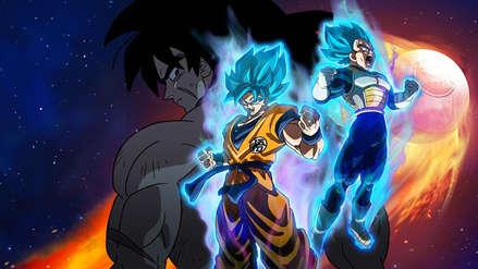 Dragon Ball Super: Broly es nominada como mejor película de animación de la Academia Japonesa