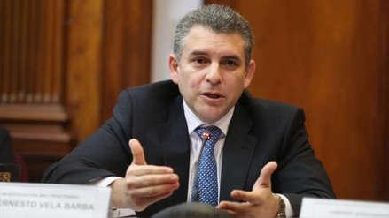 Rafael Vela presentó un recurso de nulidad a la recusación contra Concepción Carhuancho