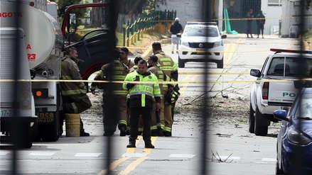 Atentado en Colombia | Fiscalía revela identidad de autor material de la explosión en Bogotá