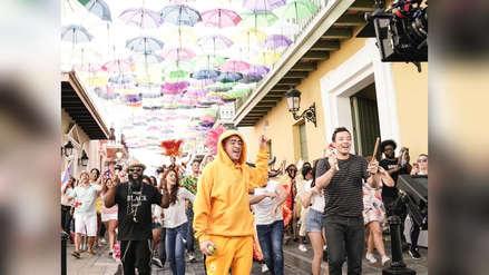Bad Bunny y Jimmy Fallon armaron la fiesta en las calles de Puerto Rico al ritmo de