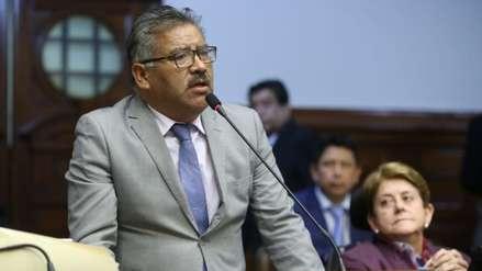 Un nuevo congresista renuncia a la bancada de Fuerza Popular