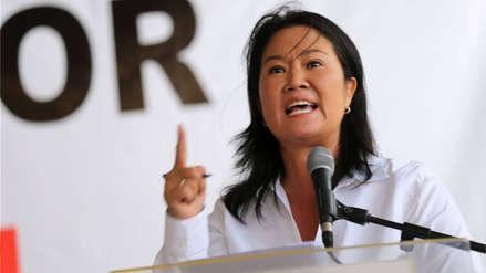 Defensa de Keiko Fujimori solicita que jueza Elizabeth Arias se inhiba de caso Fuerza Popular