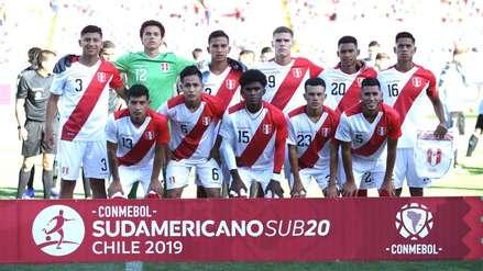 Perú vs. Paraguay: día, hora y canales del segundo partido de la bicolor en el Sudamericano Sub 20