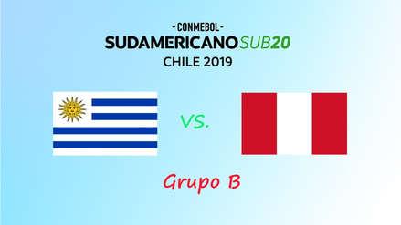 ESCUCHAR RADIO Perú vs. Uruguay: RPP Noticias transmite el debut de la bicolor en el Sudamericano Sub 20