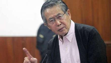 Aguinaga: Junta Médica indica que Alberto Fujimori