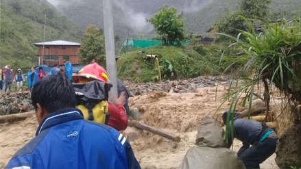 Huaico en Ayacucho: así se vio afectado el centro poblado por deslizamientos [FOTOS]