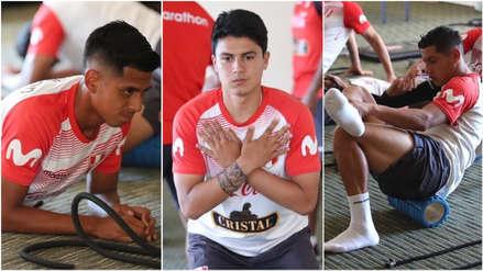 Selección Peruana empezó trabajos de cara al duelo ante Paraguay por el Sudamericano Sub 20