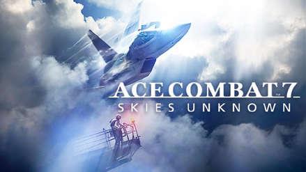 Primeras impresiones de Ace Combat 7, el regreso triunfal de la franquicia