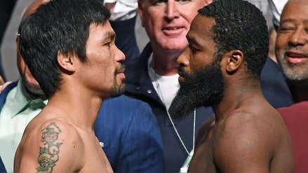 Manny Pacquiao vs. Adrien Broner: ¿quién es favorito en las casas de apuestas ?