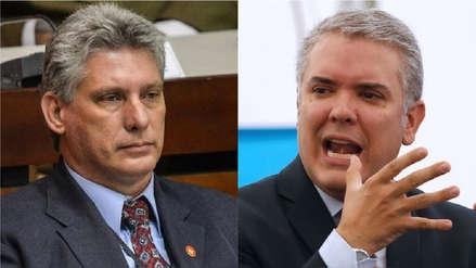Colombia exige a Cuba capturar a negociadores del ELN en la isla: