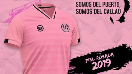 Sport Boys presentó la nueva camiseta que lucirá en la temporada 2019 [FOTOS]