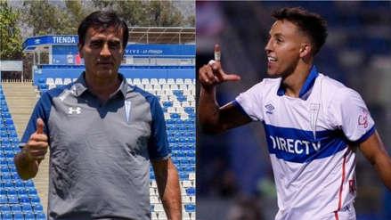 "Técnico de U. Católica sobre interés de Alianza Lima por Buonanotte: ""Es intransferible"""